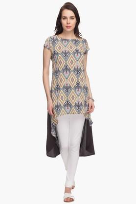 IMARAWomens Printed Regular Fit Top - 201430279