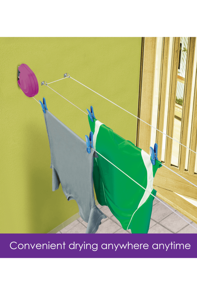 Delight Retractable Clothes Line