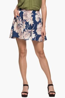LIFE Womens Printed Mini Skirt  ...