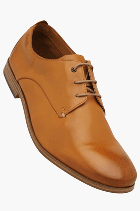 CLARKS Mens Lace Up Leather Formal Shoe