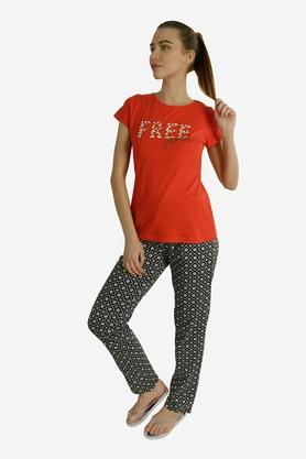 SWEET DREAMS - Red Loungewear - 2