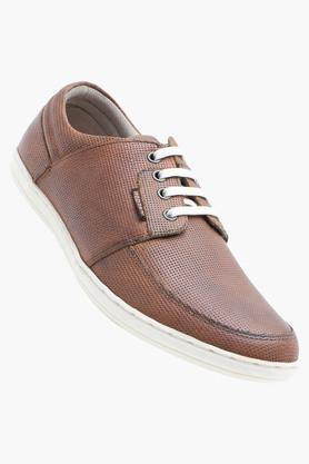 RED TAPE Mens Leather Lace Up Casual Shoes - 202628138