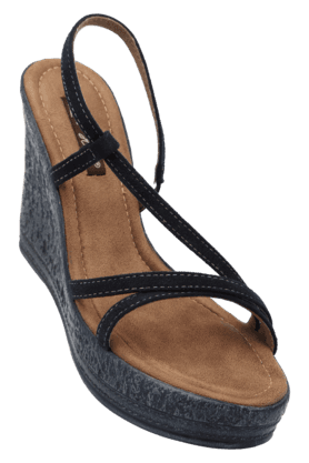 RAW HIDE Womens Casual Slipon Wedge Sandal - 200805925