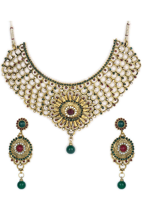 SIA Traditional Necklace Set - 16350