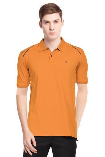 LOUIS PHILIPPE -  MustardT-shirts - Main
