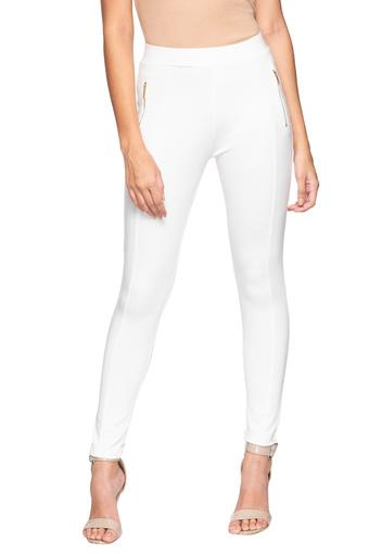 GIPSY -  White Jeans & Jeggings - Main