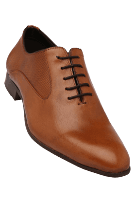 ALBERTO TORRESIMens Leather Lace Up Smart Formal Shoe