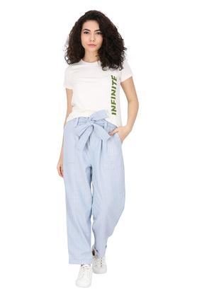 RHESON - Sky BlueTrousers & Pants - 3
