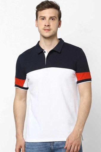 CELIO -  WhiteT-Shirts & Polos - Main