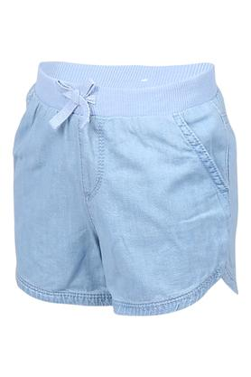 Girls 2 Pocket Assorted Shorts