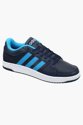 ADIDAS Mens Leather Lace Up Sport Shoes