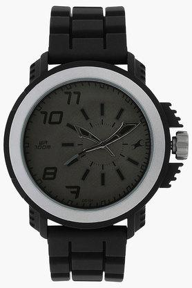 FASTRACKMens Grey Dial Analogue Watch