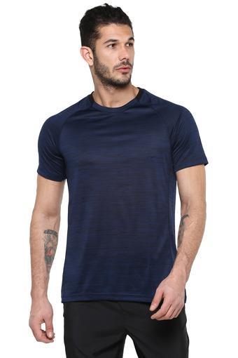 REEBOK -  NavyT-shirts - Main