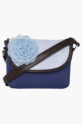 PICK POCKET Womens Snap Closure Sling Bag - 202332873