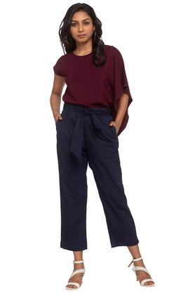 RHESON - Blue Trousers & Pants - 3