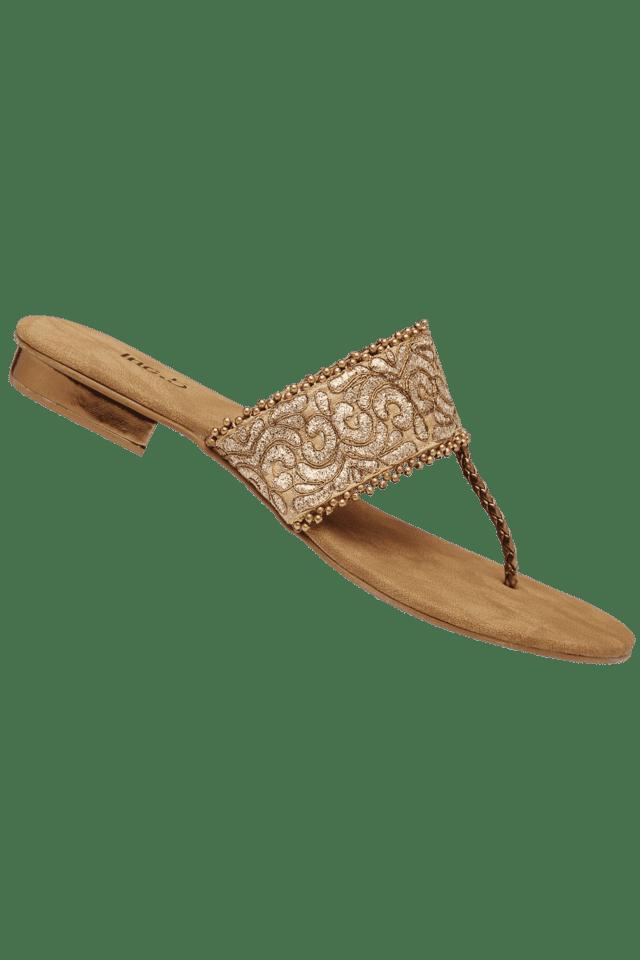Womens Slipon Flat Sandal