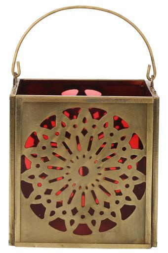 IVY -  RedCandles & Candle Stands - Main