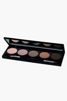 ISADORA Eye Shadow Palette, 50 Matte Choc 7.5Gm