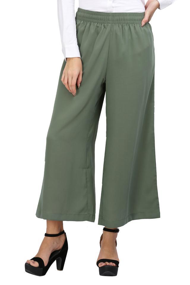 VAN HEUSEN - YellowTrousers & Pants - Main