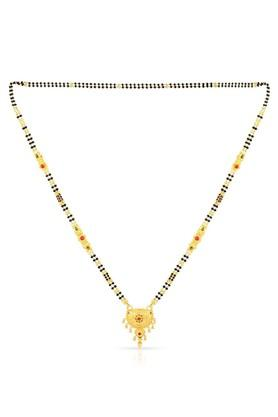MALABAR GOLD AND DIAMONDS Womens Gold Mangalsutra KLTAAAAACSVB