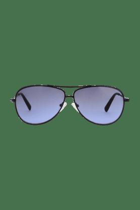FASTRACKClassic Full Rim Aviator Sunglasses For Men-M130BK1