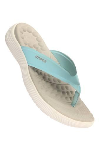 CROCS -  Ice BlueSlippers & Flip Flops - Main