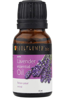 SOULFLOWER Pure Essential Oil - Lavender