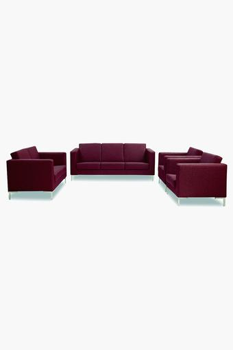 Superb Cranberry Fabric Sofa 3 2 1 1 Sofa Set Forskolin Free Trial Chair Design Images Forskolin Free Trialorg