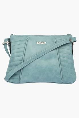 LIFEWomens Zipper Closure Hobo Sling Bag