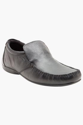 RED TAPE Mens Leather Slip On Formal Loafers  ... - 202389708