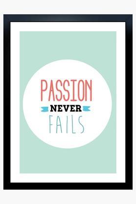 CRUDE AREA Multi Colour Passion Printed Paper Poster  ...