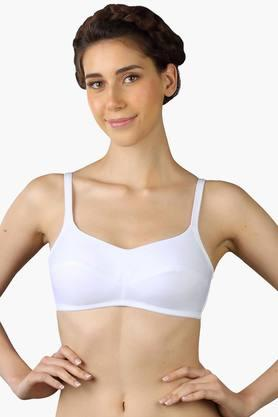 Womens Non-padded Full Coverage Bra