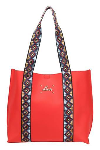 LAVIE -  Red Handbags - Main