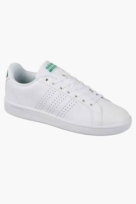 ADIDAS Mens Leather Lace Up Sport Shoes  ... - 202177580