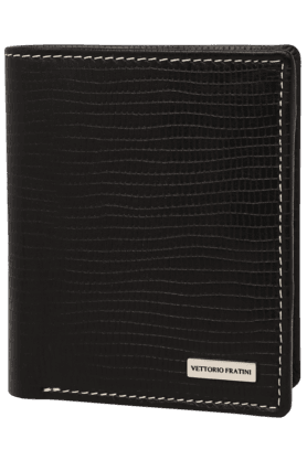 VETTORIO FRATINIMens Leather 1 Fold Wallet - 200471878