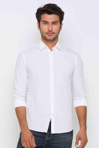 BEING HUMAN -  WhiteCasual Shirts - Main