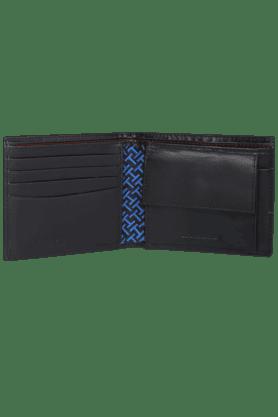 Mens Classic Taurus Plus Leather 1 Fold Wallet