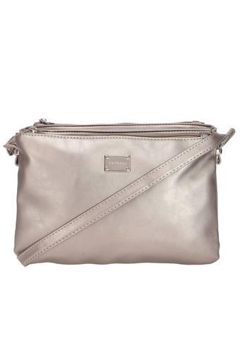 CAPRESE -  Gold Handbags - Main