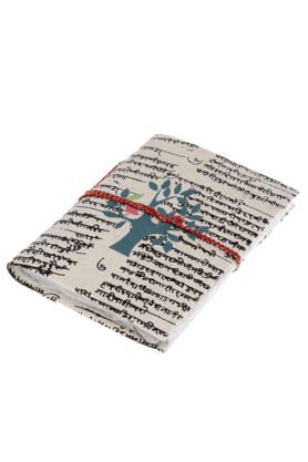 BACK TO EARTHHandmade Paper Notebook With Tree