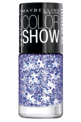 MAYBELLINEColor Show Go Graffiti Nail Color Unmellow Yellow 809