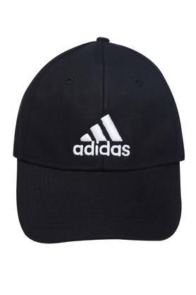 Unisex Solid Embroidered Cap