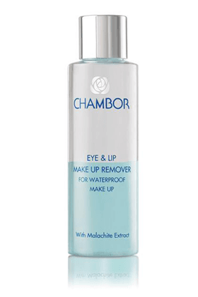 CHAMBOR Chambor Eye And Lip Makeup Remover
