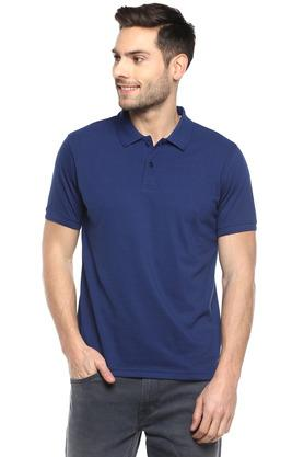 STOP - BlueT-Shirts & Polos - Main