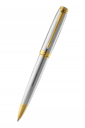 X PARKER Silver Ball Pen