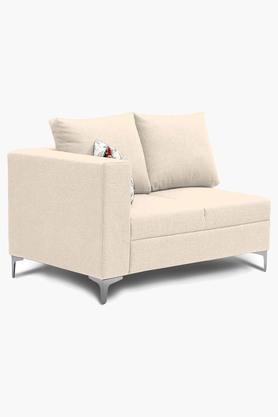 Cream Water Repellent Fabric Sofa (2 - Seater)
