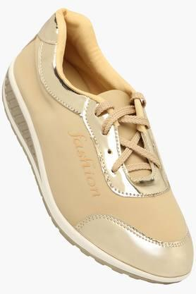 RAW HIDEWomens Lace Up Casual Shoes