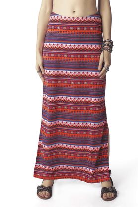 GLOBAL DESIWomen Polyester Skirts