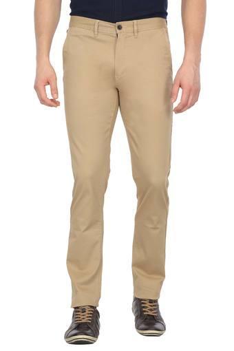 ARROW SPORT -  KhakiCargos & Trousers - Main