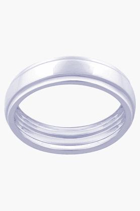 Mens PT950 Platinum Ring