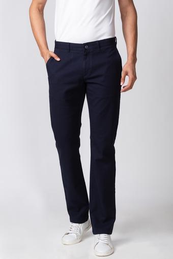 BLACKBERRYS -  NavyFormal Trousers - Main
